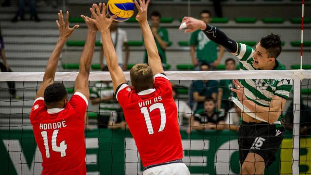 Sporting derrota Benfica na jornada inaugural do campeonato nacional