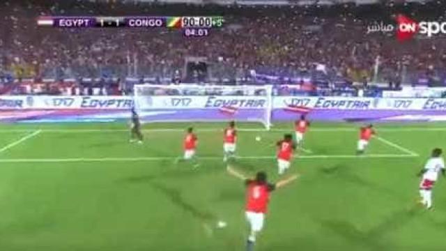 Arrepiante: O golo ao 'cair do pano' que valeu a qualificação do Egito