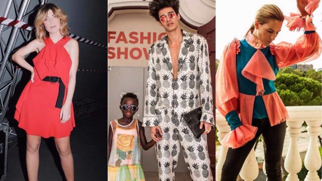 Inspire-se: O estilo dos famosos na ModaLisboa