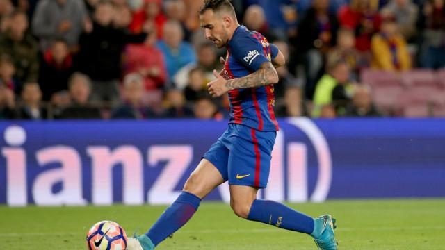 Três jogadores estão de saída do Barcelona