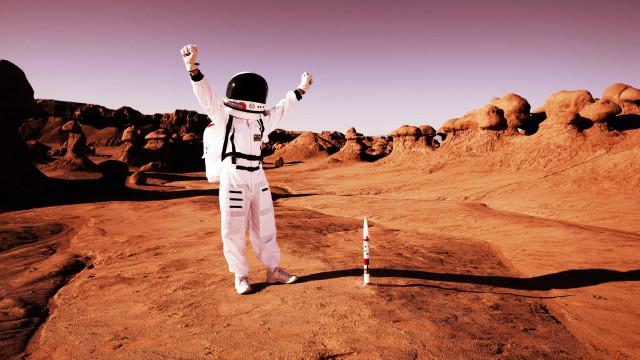 NASA quer alterar ADN de astronautas que vão a Marte