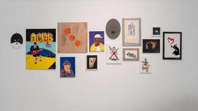 Projeto luso Underdogs vai participar em feira de Arte Urbana em Paris