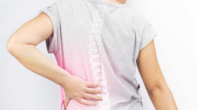 Cinco exercícios para acabar com as dores nas costas