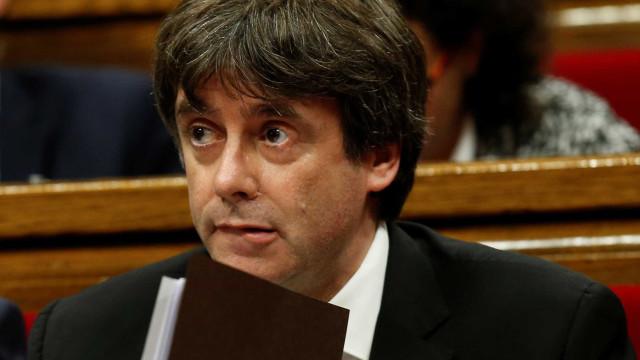 Justiça belga arquiva caso contra Puigdemont e ex-conselheiros