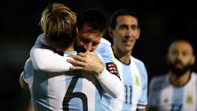 """""""Teria sido uma loucura a Argentina ficar fora do Mundial"""""""