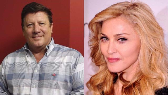 """Herman José deixa mensagem a Madonna: """"Nunca deixes Portugal"""""""
