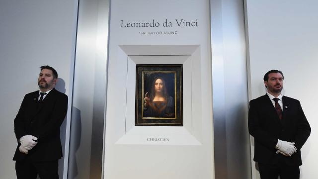 Louvre põe em causa autenticidade do quadro mais caro do mundo