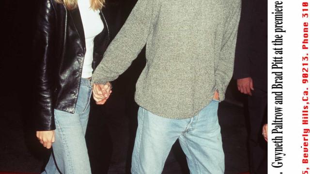 Brad Pitt terá ameaçado Weinstein quando descobriu assédio a Paltrow