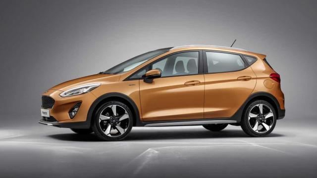 Fiesta Active: A novidade do novo modelo da Ford em versão... crossover