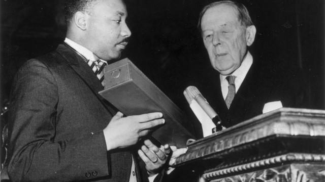 Martin Luther King: Símbolo da luta não-violenta com ou sem Nobel da Paz