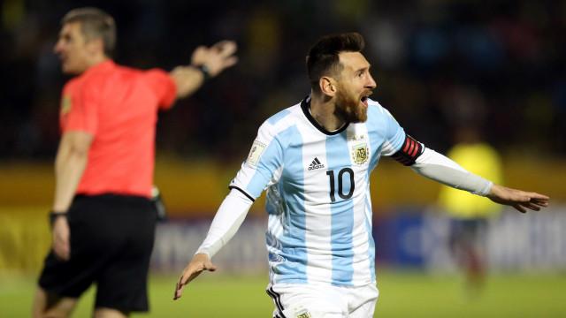 """""""Mundial 2018? Não se podia permitir outra coisa à Argentina"""""""
