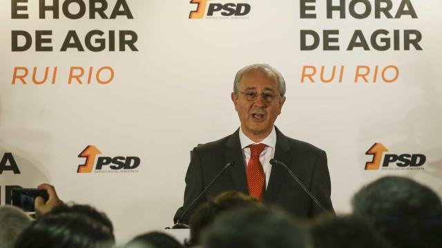 """Rui Rio oficializa candidatura. """"PSD não é nem nunca será de Direita"""""""