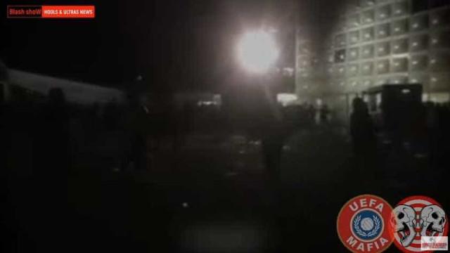 Basileia-Benfica: As imagens que sustentam o inquérito do MP suíço