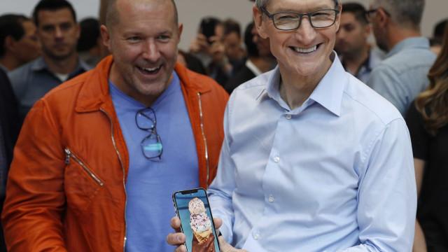 Um dos responsáveis pelo sucesso da Apple está de regresso