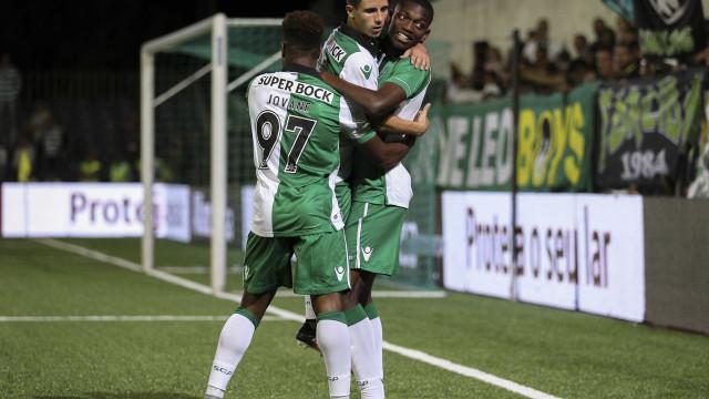 Sporting segura 'menino' Rafael Leão com cláusula de 'gente grande'