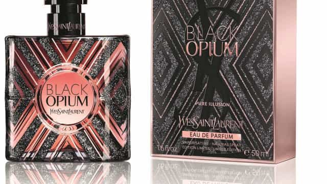 Novo frasco, nova visão. Conheça o renovado Black Opium Pure Illuision
