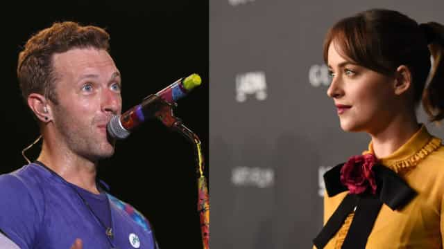 Dakota Johnson e Chris Martin podem ter confirmado o romance na Argentina
