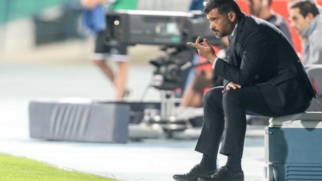 [1-0] FC Porto-Tondela: 'Tiro' de Marega coloca os dragões em vantagem