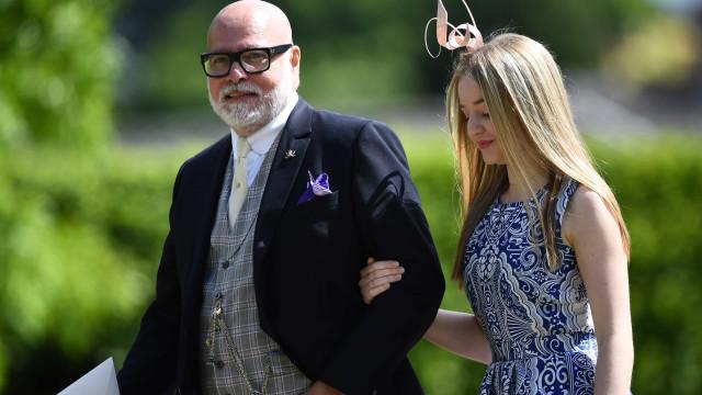 Tio de Kate Middleton detido por ter agredido mulher após discussão