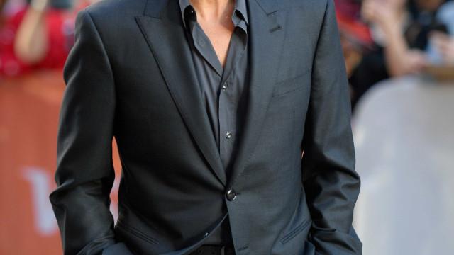 Divulgado vídeo do acidente de George Clooney