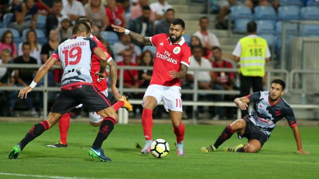 Oficial: Gabriel Barbosa já não é jogador do Benfica