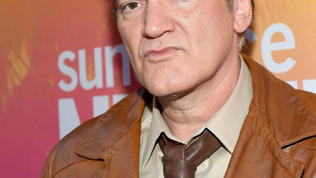 """Tarantino """"chocado e destroçado"""" com acusações feitas a Harvey Weinstein"""