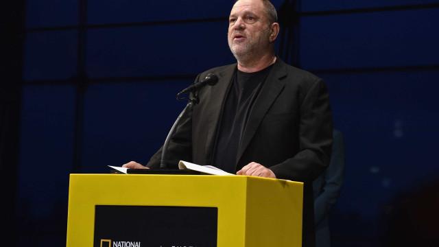 Globos de Ouro vão vestir de preto após escândalo Weinstein sobre assédio