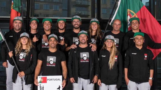 Portugal é o mais recente campeão Europeu de surf