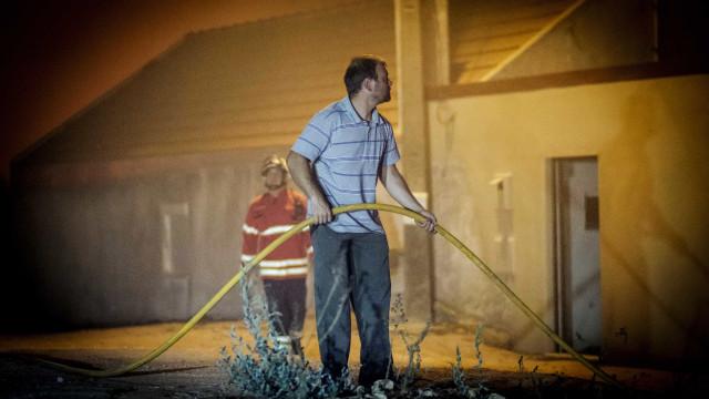 Vila Nova de Poiares: Habitante salva família alemã e convence-a a ficar