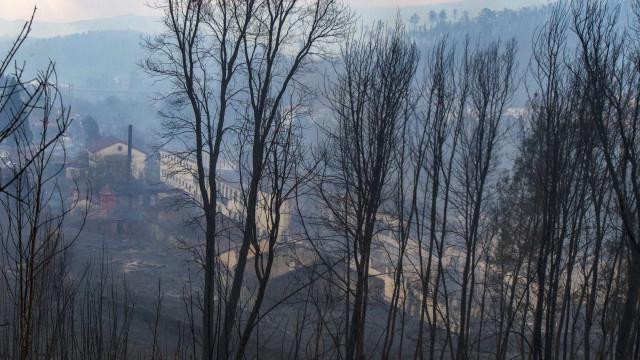 Covilhã promove duas ações de estabilização de solos em áreas ardidas