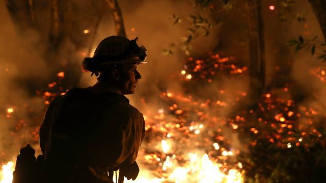 Não foi só Portugal que ardeu. A devastadora fúria das chamas