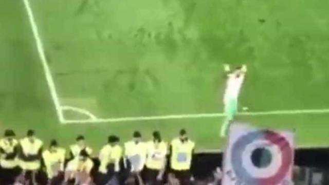 Após ser derrotado pela Lazio, Buffon teve gesto incrível