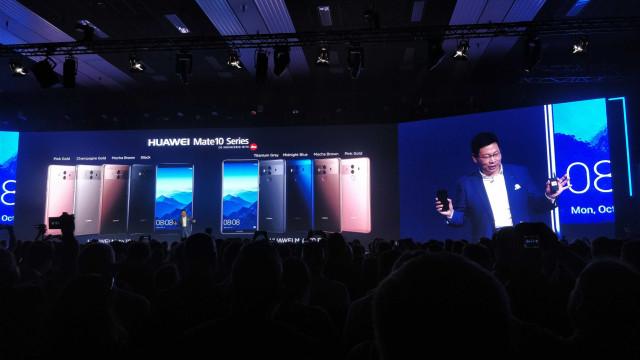 O Huawei Mate 10 já é oficial e tem um objetivo… surpreendê-lo