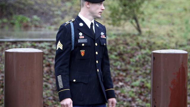Criticado por Trump, sargento declara-se culpado de deserção