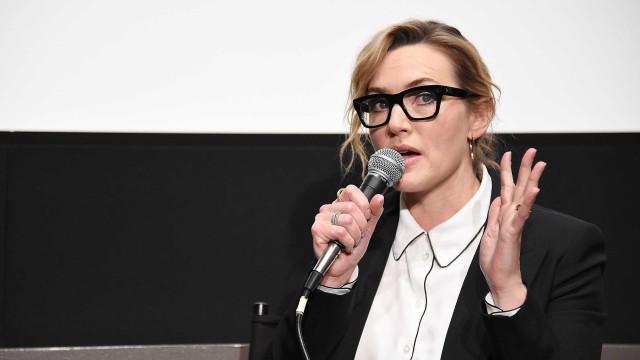 Escândalo sexual: Kate Winslet ignorou Harvey Weinstein e ninguém reparou