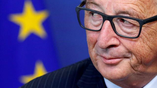 Jean-Claude Juncker promete ajudar Portugal