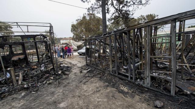 """Incêndios: Tutela diz serem """"falsas"""" notícias sobre recusa de pagamentos"""