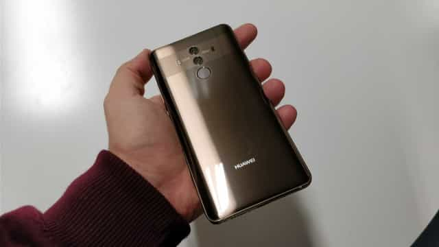 Executivo da Huawei partilhou fotografias tiradas com o Mate 10