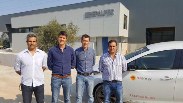 SunEnergy vai instalar 840 painéis solares em mais uma empresa