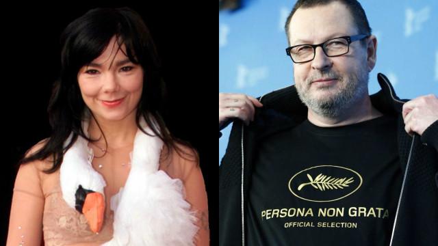Lars Von Trier nega acusações de assédio sexual de Björk