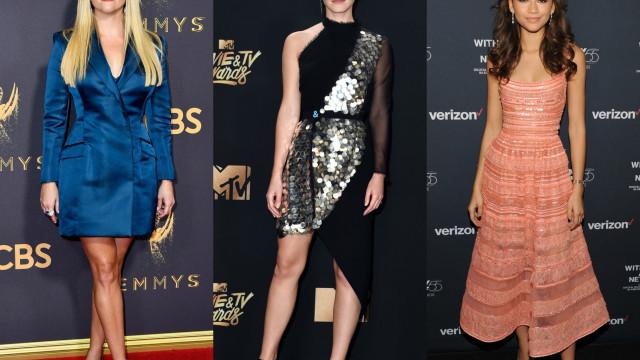 Os melhores vestidos de 2017 das famosas