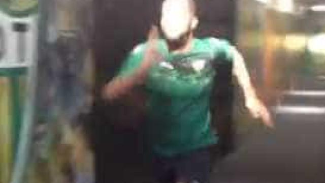 """""""Ar irrespirável"""" obriga Tondela a treinar nos corredores do estádio"""