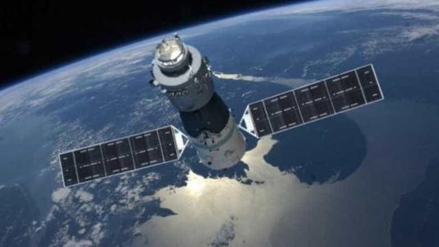 Satélite chinês está à deriva em rota de colisão com a Terra