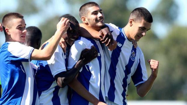 Youth League: FC Porto vence Leipzig e divide liderança com o Monaco