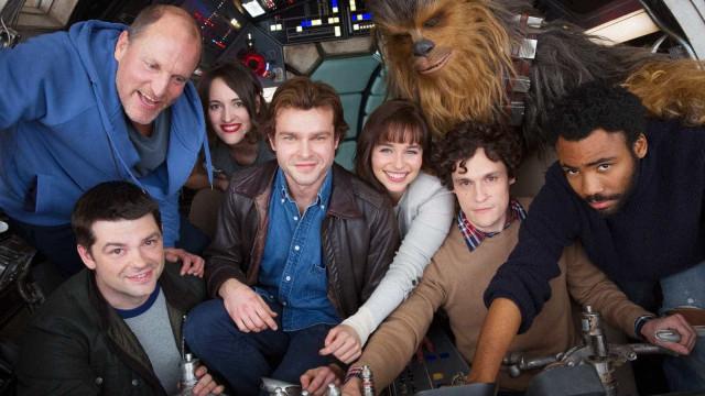 'Star Wars': Realizador revela nome oficial de filme sobre Han Solo