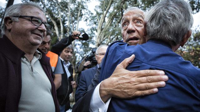 Presidente diz que portugueses acreditam na recuperação do país