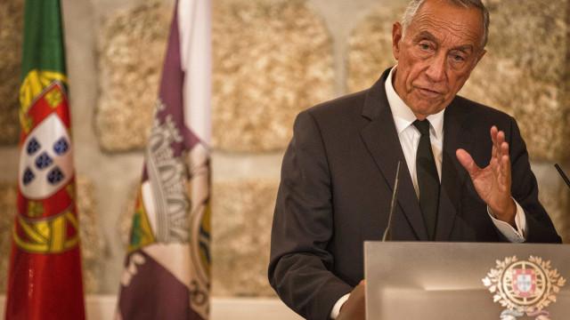 """Presidente não abre """"exceção"""" ao PSD e não comenta """"situação interna"""""""
