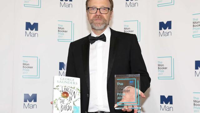 George Saunders é o segundo norte-americano a receber o Man Booker Prize