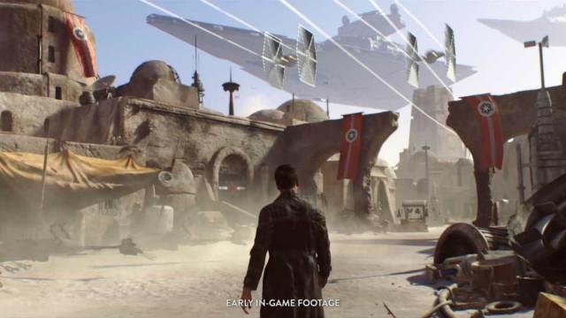 Um dos jogos mais promissores de 'Star Wars' foi cancelado