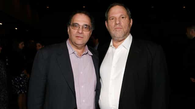 Bob, irmão de Weinstein, também está a ser acusado de assédio sexual